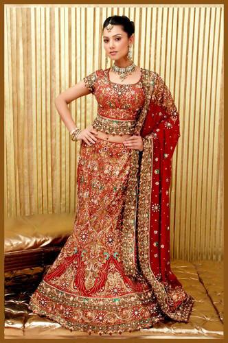 she fashion club dupatta design with lehenga