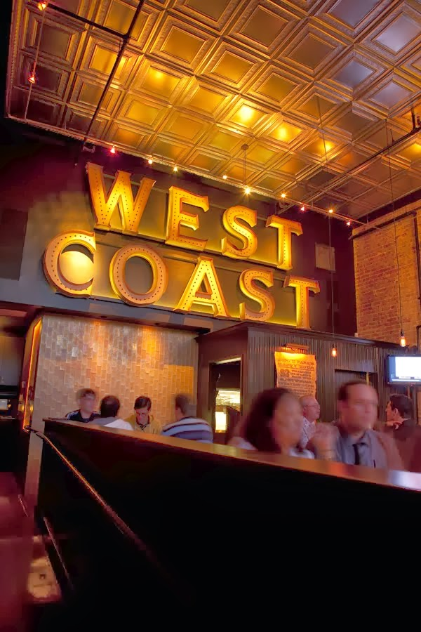 Sandiegoville West Coast Tavern Turning Old To New In
