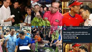Kesal Aksi Sandiaga Ditiru Jokowi, Emak-Emak Tantang: Ayo..Tiru Nih Sandiaga Cium Bundanya. Pengen Liat...