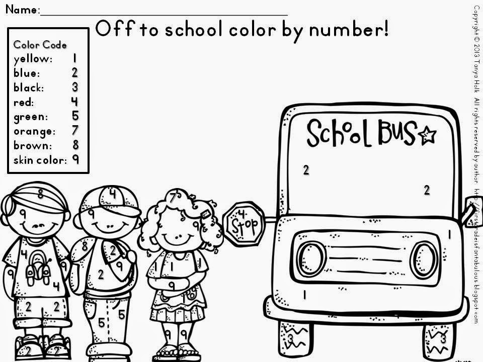 First Grade is Fantabulous!: September and Back to School