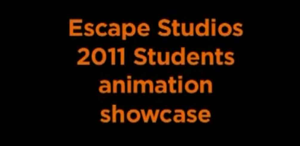 2011 Student Animation Reel