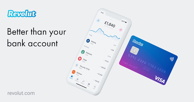 [GIVEAWAY] Free Physical Revolut Card [Normally £4.99]