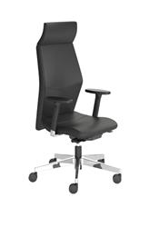 Eden High Back Chair