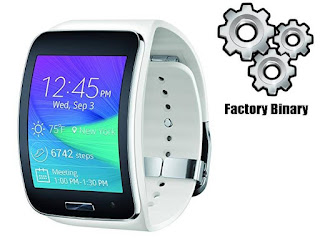 Samsung Gear S SM-R750D Combination Firmware