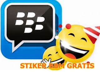 download  Update Link Stiker BBM Android