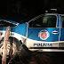Viatura da PM de Quixabeira bate em árvore e fica parcialmente destruída