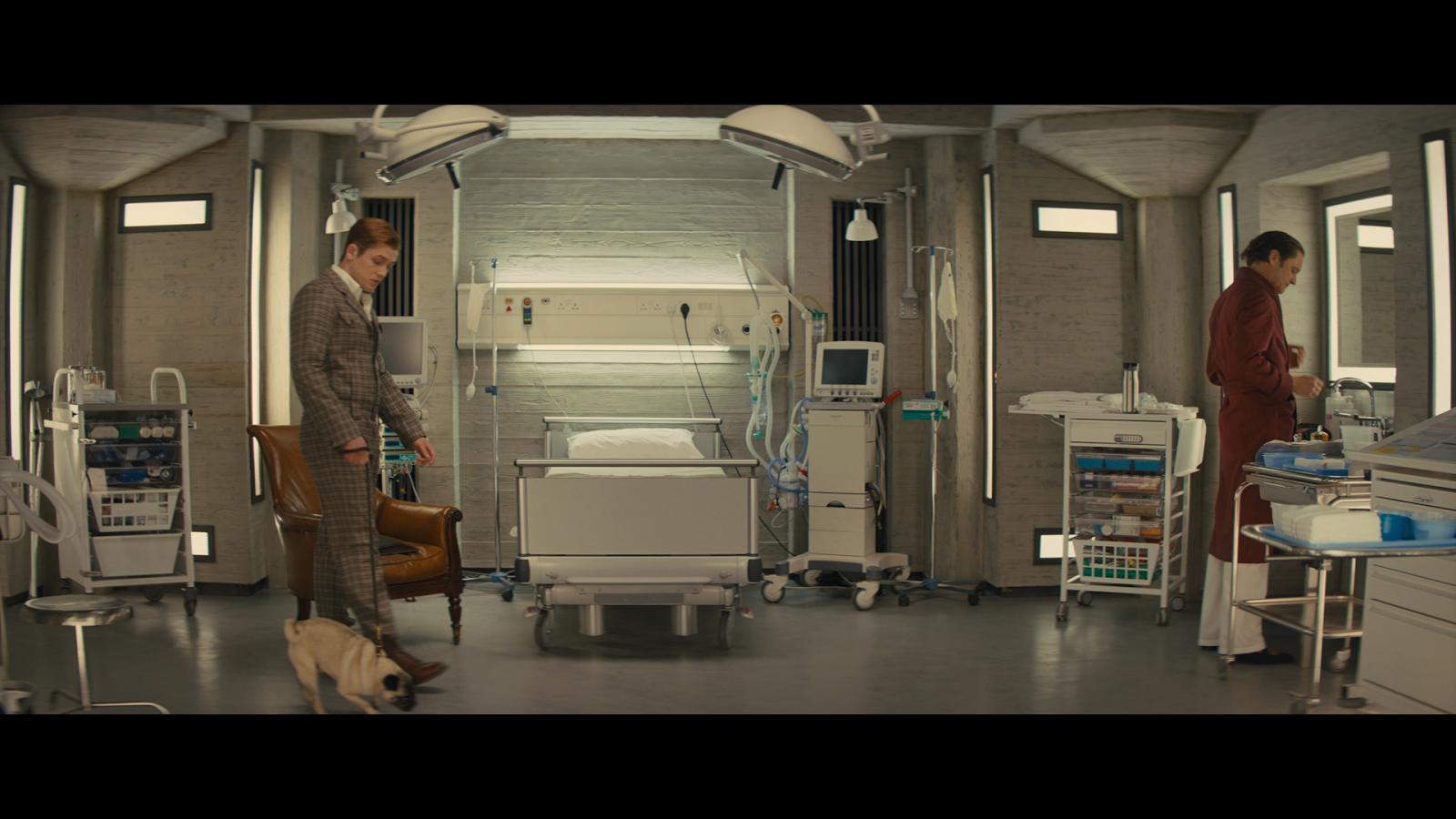 Kingsman El Servicio Secreto (2015) 1080p BD25 5