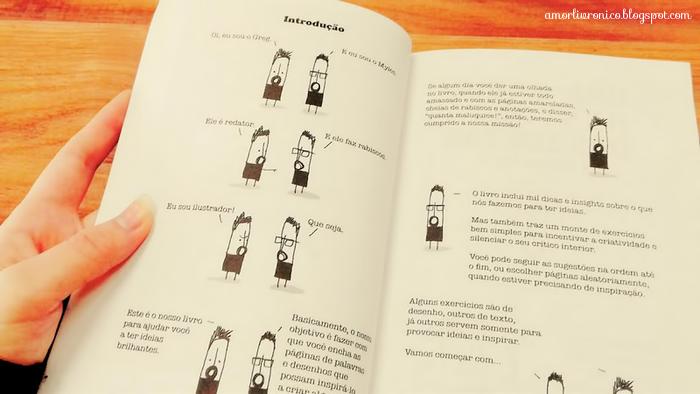 O Livro das Ideias Brilhantes, Editora Valentina