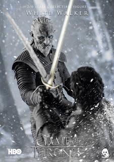 White Walker 1/6 de A Game of Thrones - Threezero