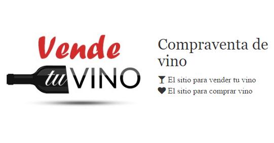 logo de vende tu vino