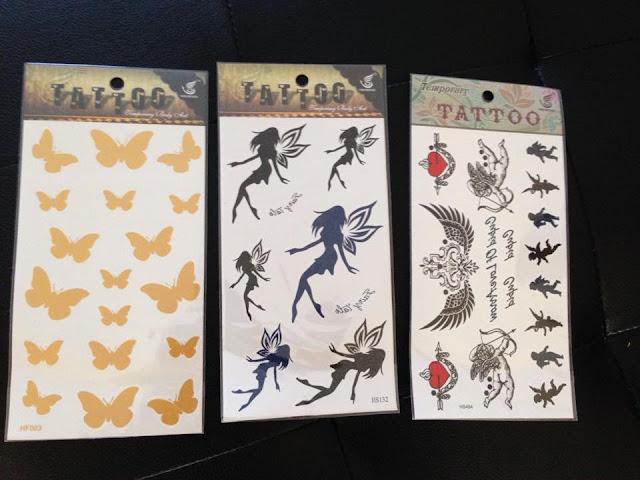 acheter tatouages éphémères