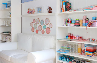 Craft room, cuarto de manualidades