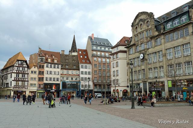 Estrasburgo-Plaza-Kléber