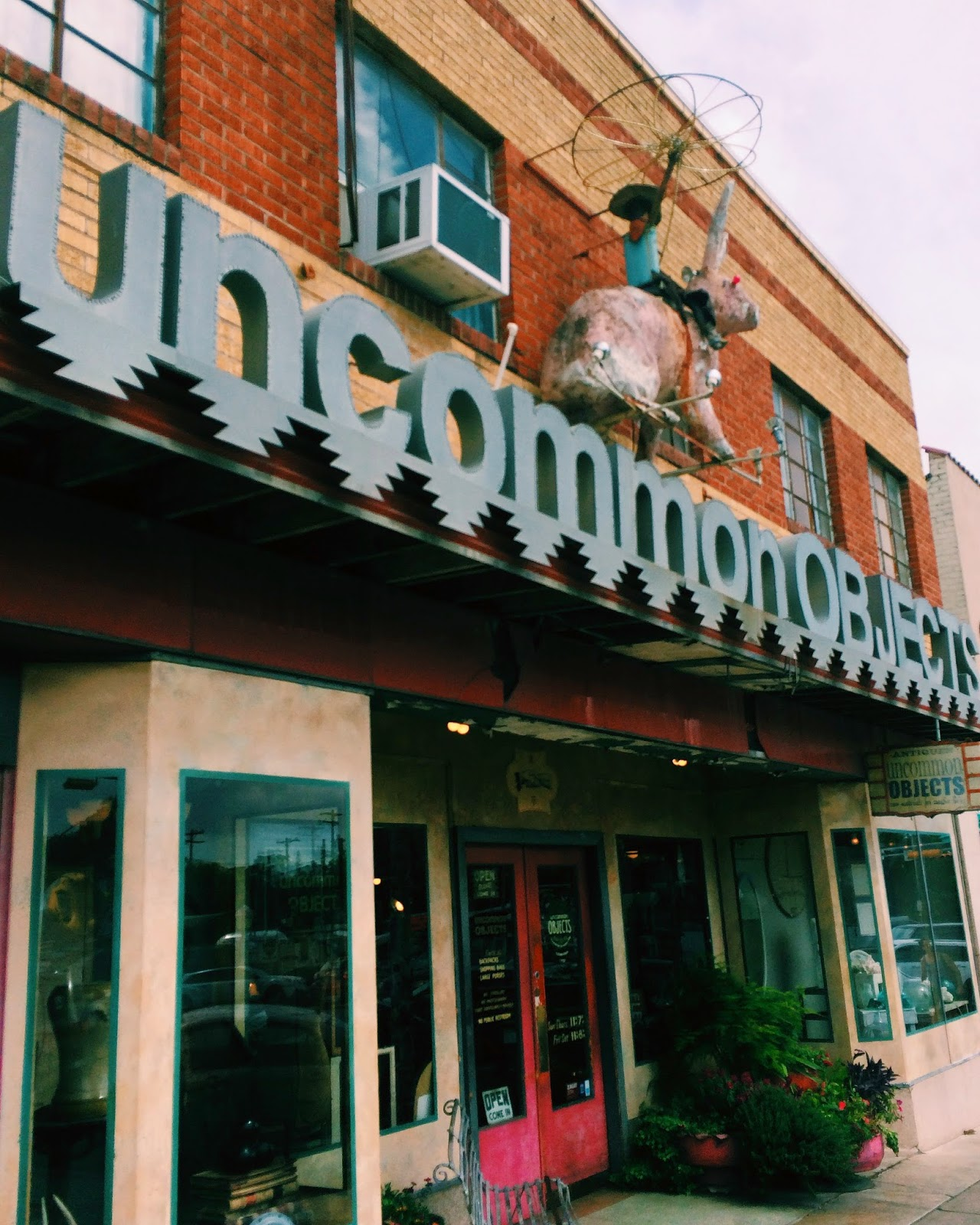 Uncommon Objects, Uncommon Objects Austin, Uncommon Objects South Congress Street,
