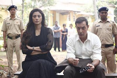 Drishyam, Starring Tabu, Rajat Kapoor, Directed by Nishikant Kamat