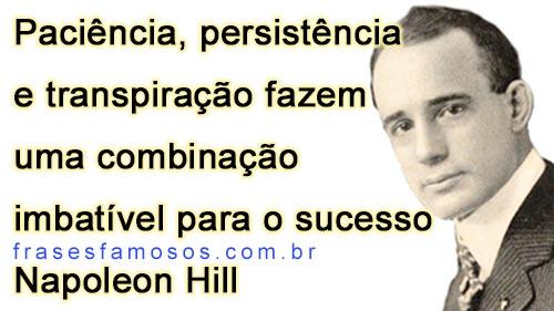Filosofia do Sucesso - Napoleon Hill