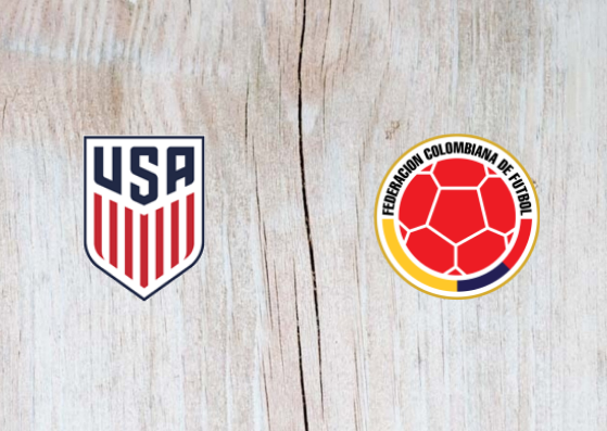 USA vs Colombia Full Match & Highlights 11 October 2018