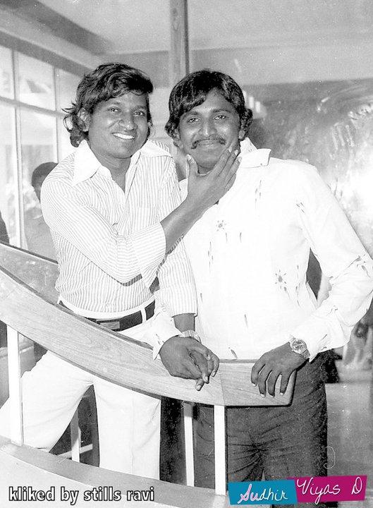 Maestro Ilaiyaraaja and Kavignar Vairamuthu