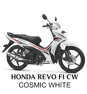 Sepeda Motor Revo FI 6