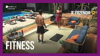 A Fazenda 12 – Carol alerta Mateus – Mariano e Jakelyne treinam juntos – Cartolouco reclama de banho