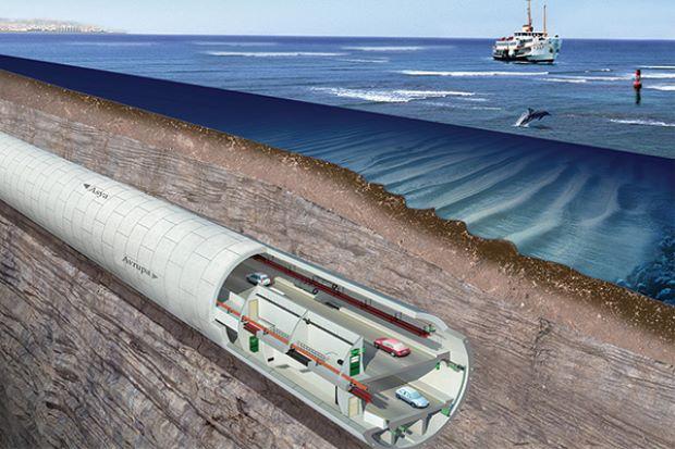 Kos Kajian Terowong Dasar Laut Kanada RM325 Ribu, Pulau Pinang RM20 Juta