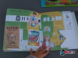 comunicazione grafica per bambini