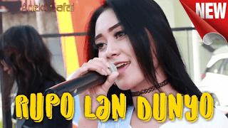 Lirik lagu Vita Alvia - Rupo Lan Dunyo