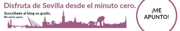 Suscripción al blog Sevilla desde La Giralda.