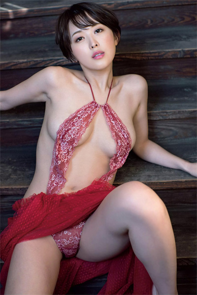 Sara Oshino 忍野さら, Weekly Playboy 2019 No.01-02 (週刊プレイボーイ 2019年1-2号)