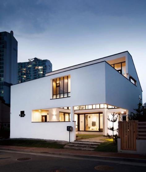 model rumah 2 lantai ukuran 6x12 - Kumpulan Desain Rumah Minimalis 2 lantai