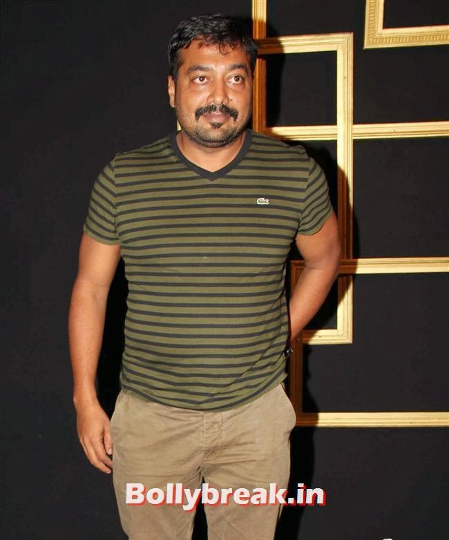 Anurag Kashyap, All Bollywood Celebs at Deepika Padukone Golden Party