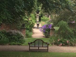 Visiting Newby Hall garden