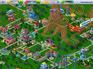RollerCoaster Tycoon 4 Mobile Mod