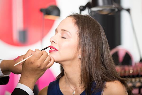 como usar color maquillaje