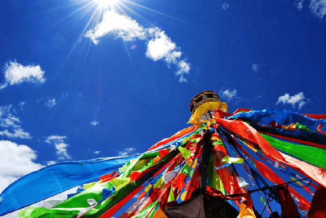 西藏旅遊天氣指南