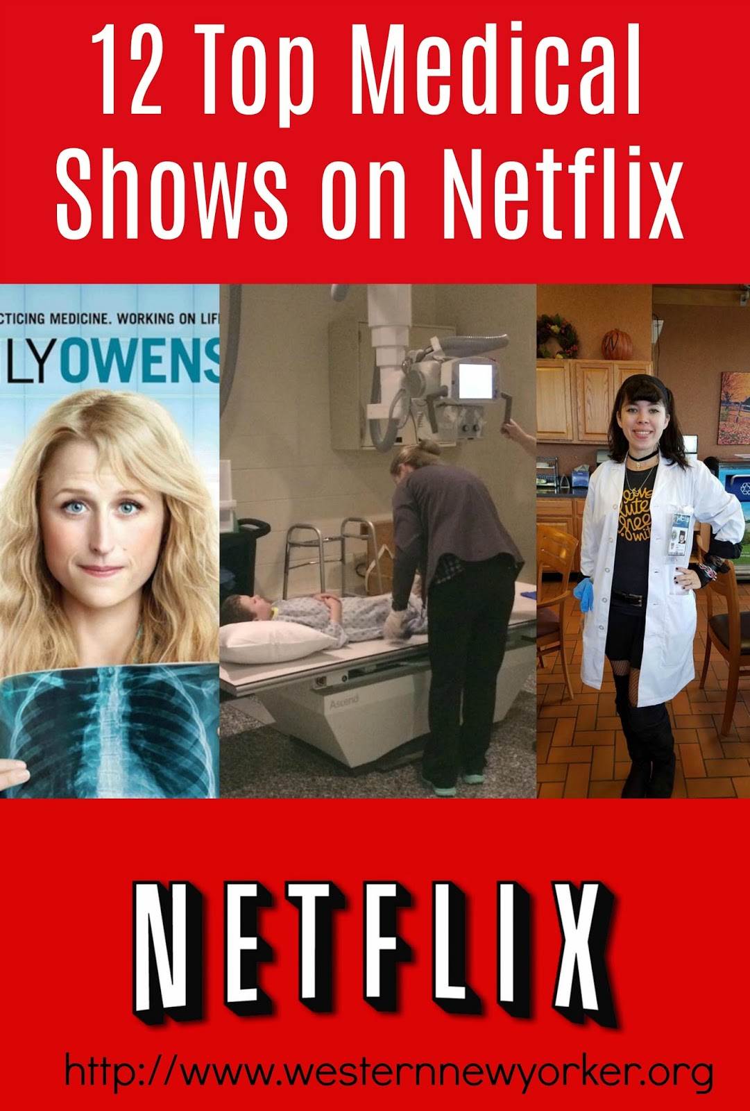 The Western New Yorker: 12 Top Medical Shows on Netflix