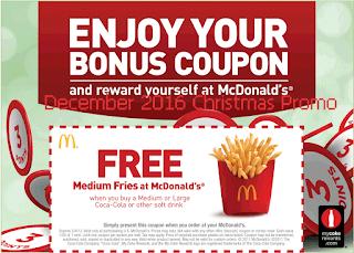 Mcdonalds coupons december