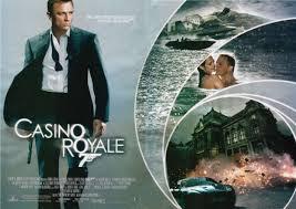 Casino Royale(2006) Thriller movie