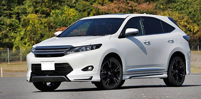 2018 Toyota Harrier Hybrid Fuel Consumption