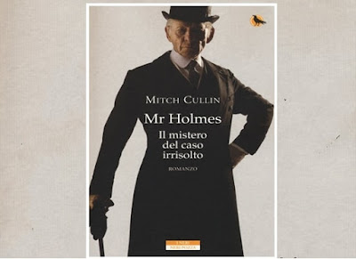 Mr. Holmes cover