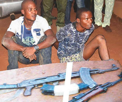 ogun state most wanted robber killed christmas day