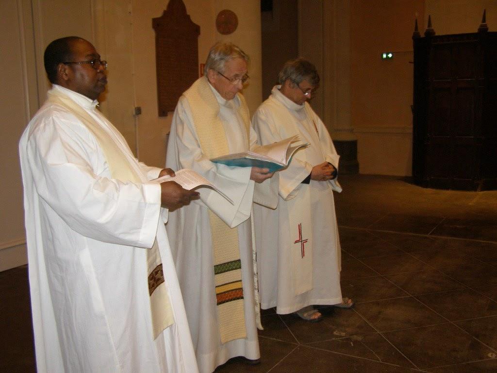 Père Roger, Père Louis, Père Rémi