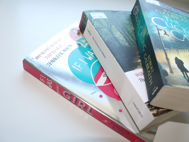 November book haul. Nourish ME: www.nourishmeblog.co.uk