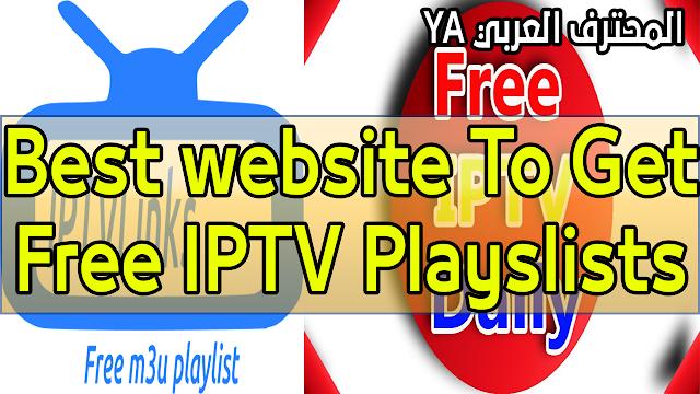Best Free IPTV Website Daily m3u lists premium Updated FOR FREE
