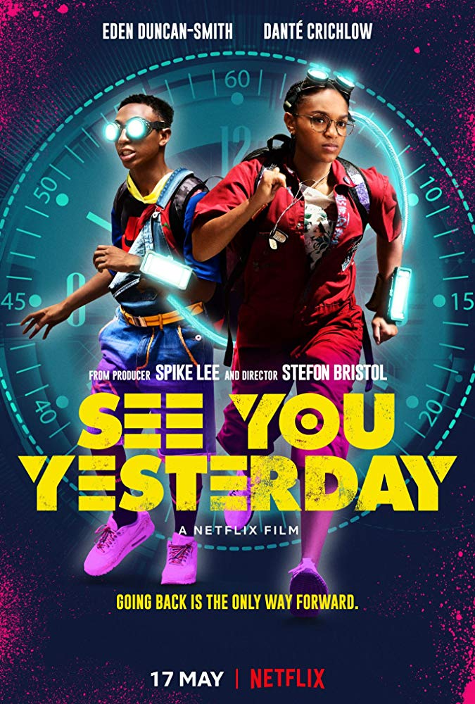 See You Yesterday 2019 English Movie Bluray 720p With English Subtitle