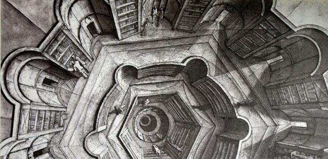 Perdidos en la Biblioteca de Babel