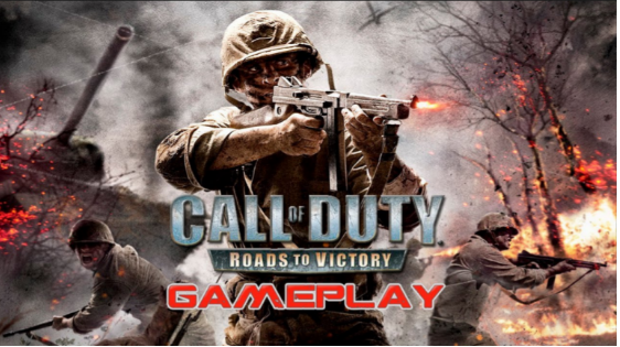 Call Of Duty: Roads To Victory Iso Ppsspp For Android