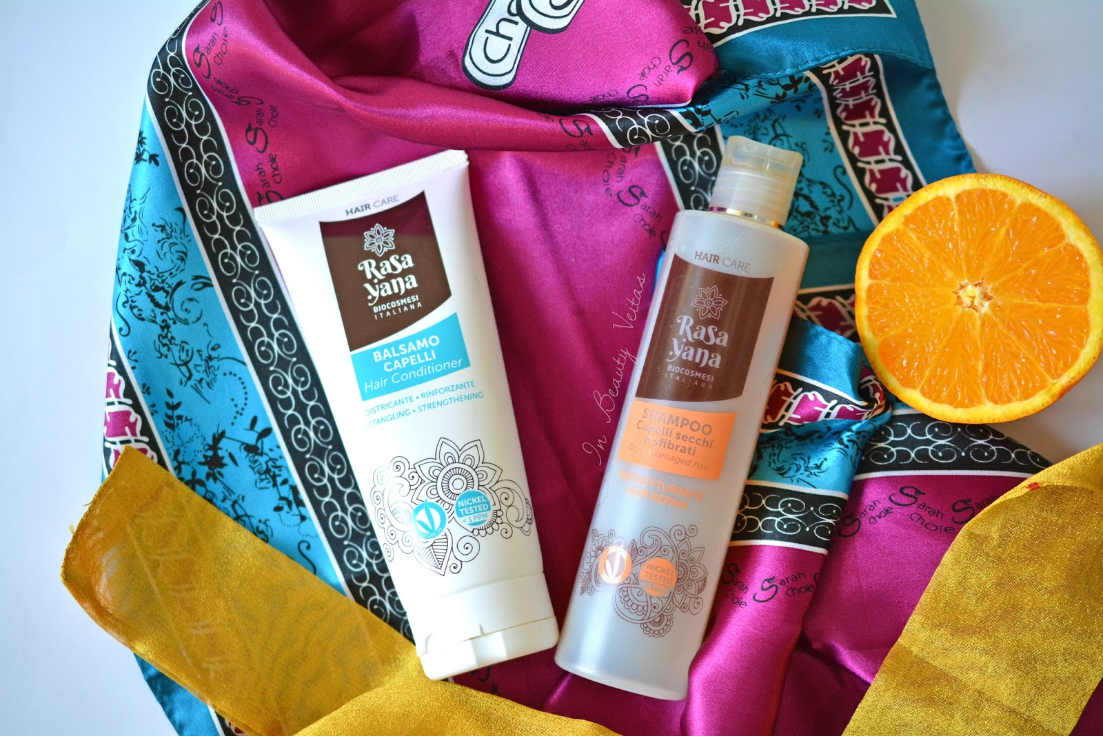 rasayana capelli, rasayana shampoo ristrutturante, rasayana balsamo, rasayana recensione, rasayana review, rasayana recensione