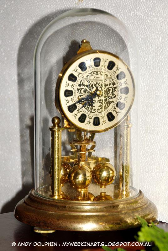 kern MIV 400 day anniversary dome clock