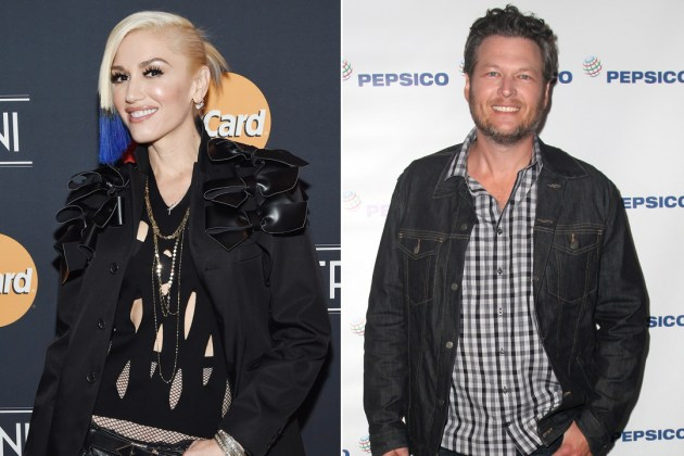BLAKE SHELTON REALLY WANTED GWEN STEFANI TO MENTOR HIS VOICE TEAM BECAUSE SHE'S HOT - HOLLYWOOD NESEWS